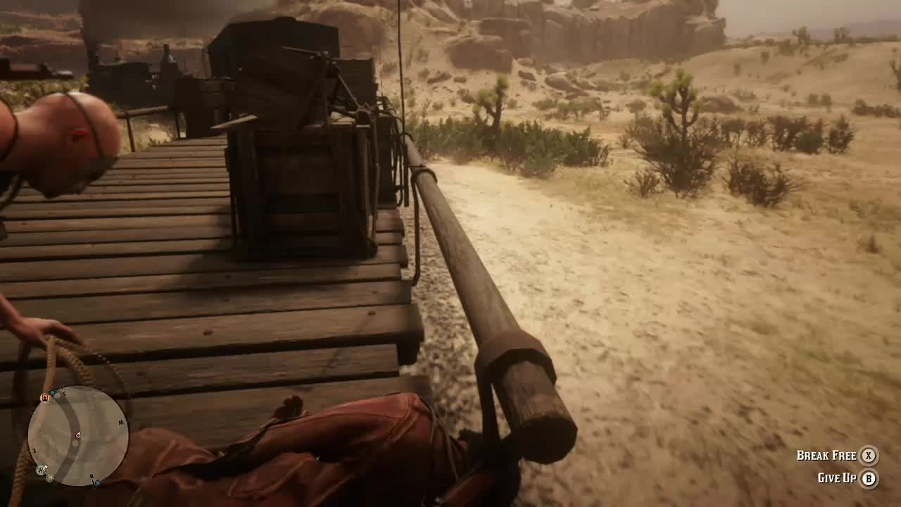 Red Dead Redemption: General - To Be Fair.. He Killed Me First video cover image 0