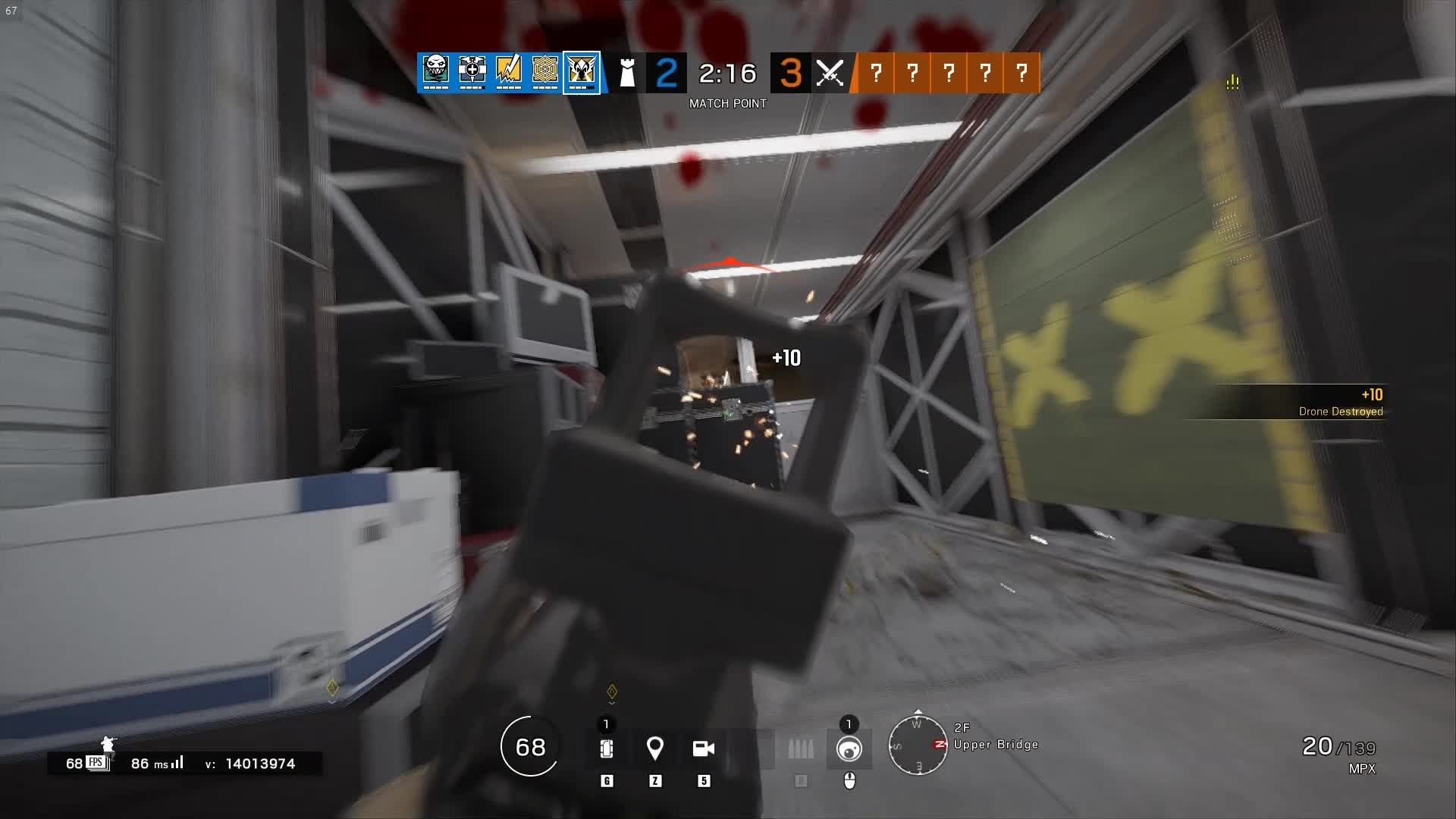 Rainbow Six: Memes - He didn't see that coming video cover image 0