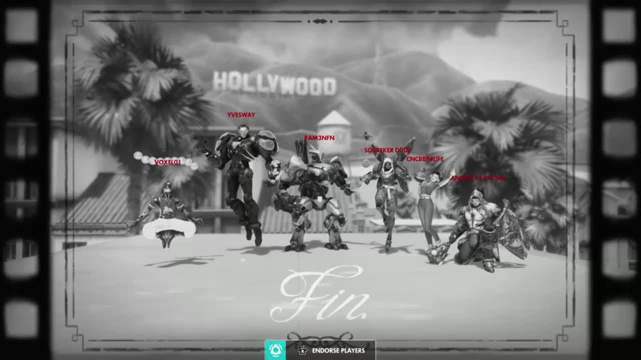 Overwatch: General - May have lost this game but one of my best as Reinhardt video cover image 1