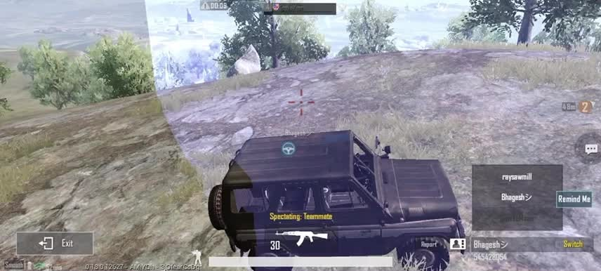 PUBG: PUBG Mobile - My friend fell asleep Mid-Game 🤣🤣 video cover image 0