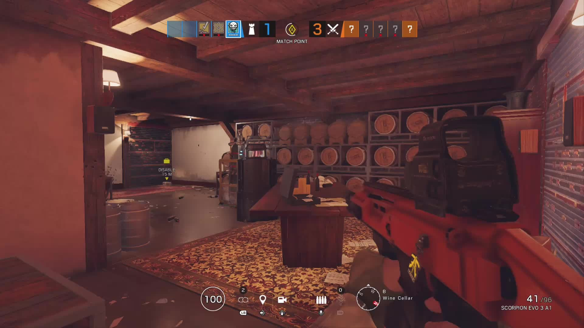 Rainbow Six: General - Clutch with ELA (3k) video cover image 1