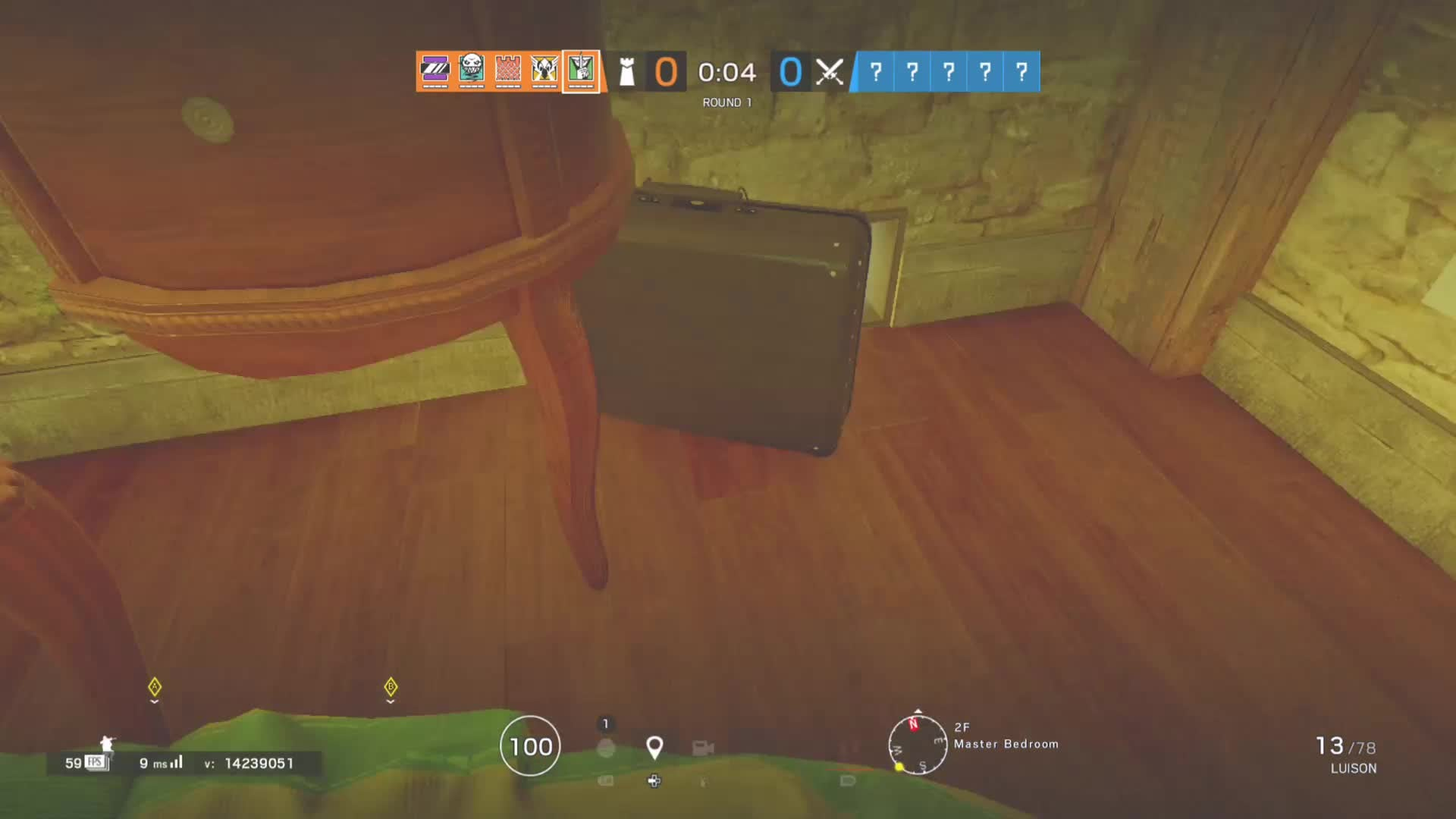 Rainbow Six: General - Caveria ace!!!!!  video cover image 1
