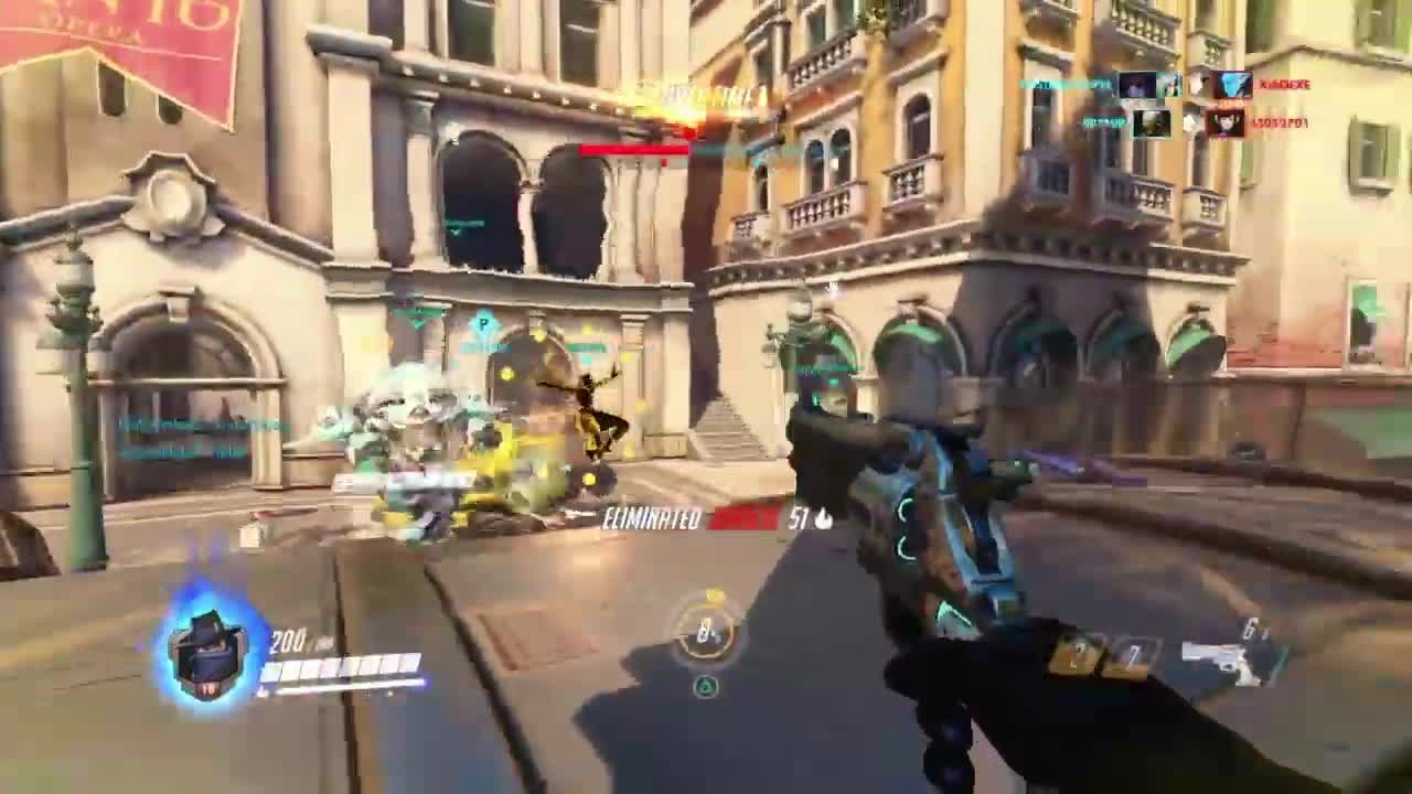 Overwatch: General - New best Macree POTG (so far) video cover image 1