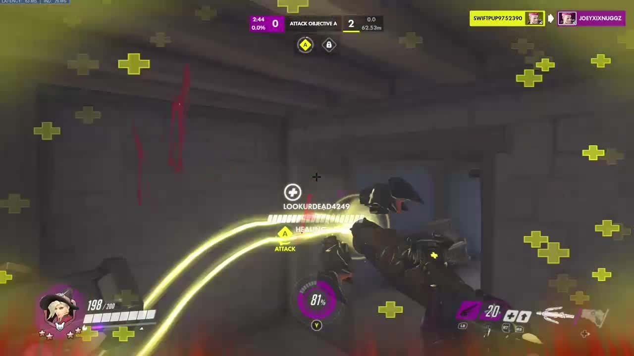 Overwatch: General - MonkaS video cover image 1