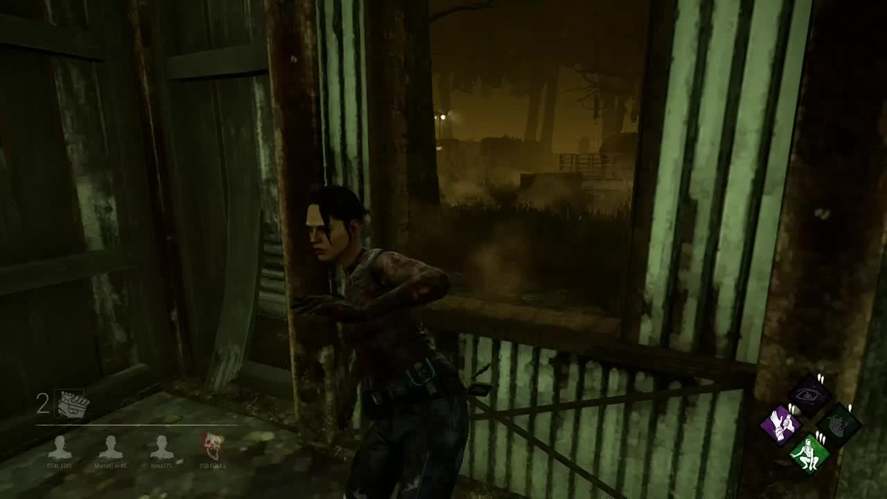 Dead by Daylight: General - How?? Was I not seen....  video cover image 0