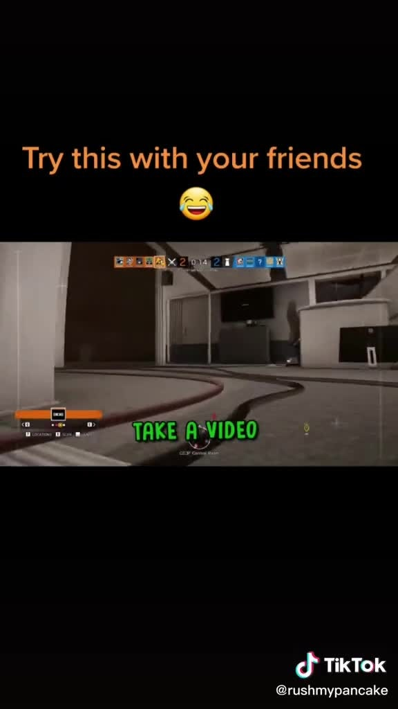 Rainbow Six: General - Try this with your Friends 😂 video cover image 1