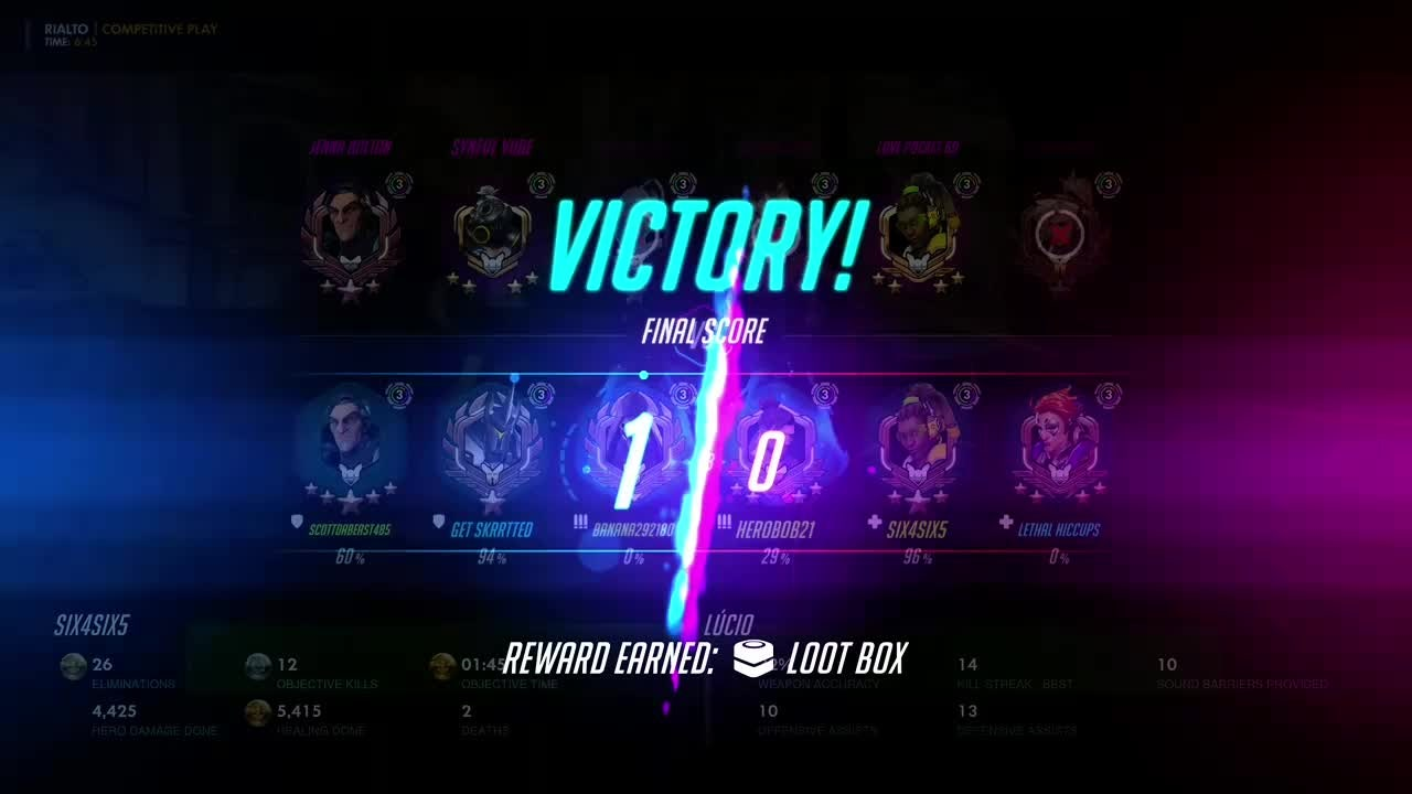 Overwatch: General - God Console Lucio player video cover image 0