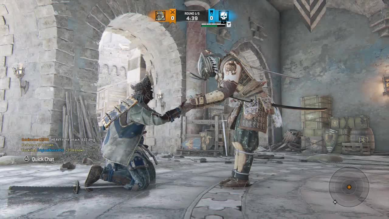 For Honor: General - Love this execution video cover image 0
