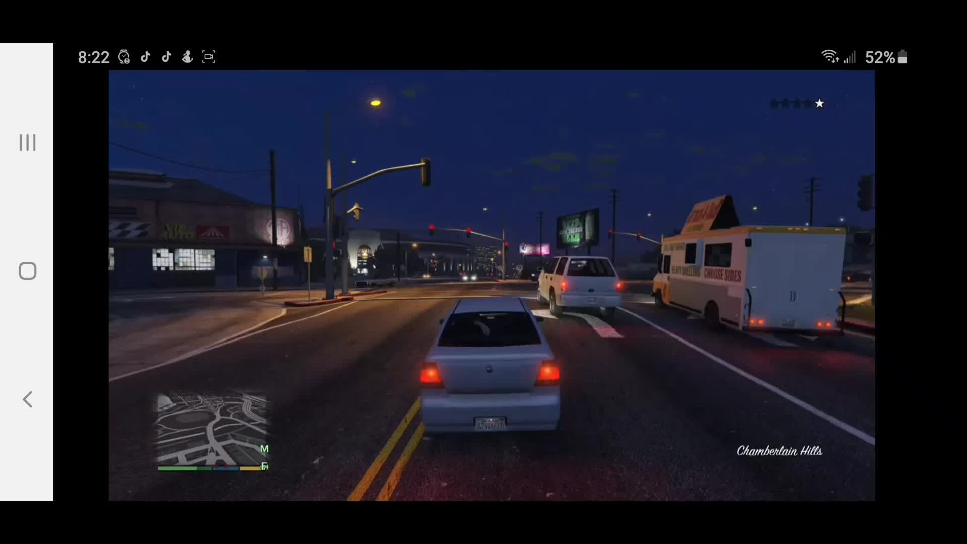 GTA: General - That was a close one video cover image 1