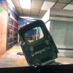 One Tap wall-bang headshot