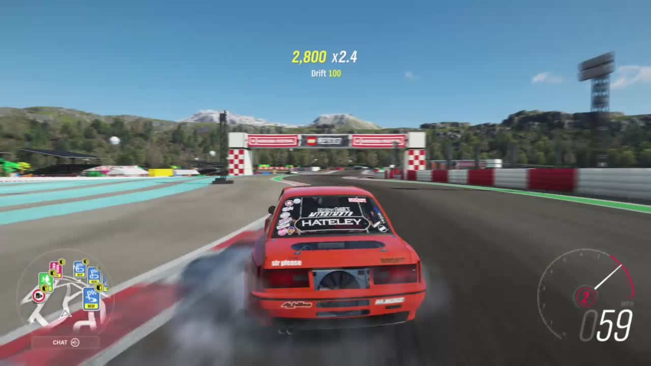 Forza: General - Throwing it around  video cover image 0