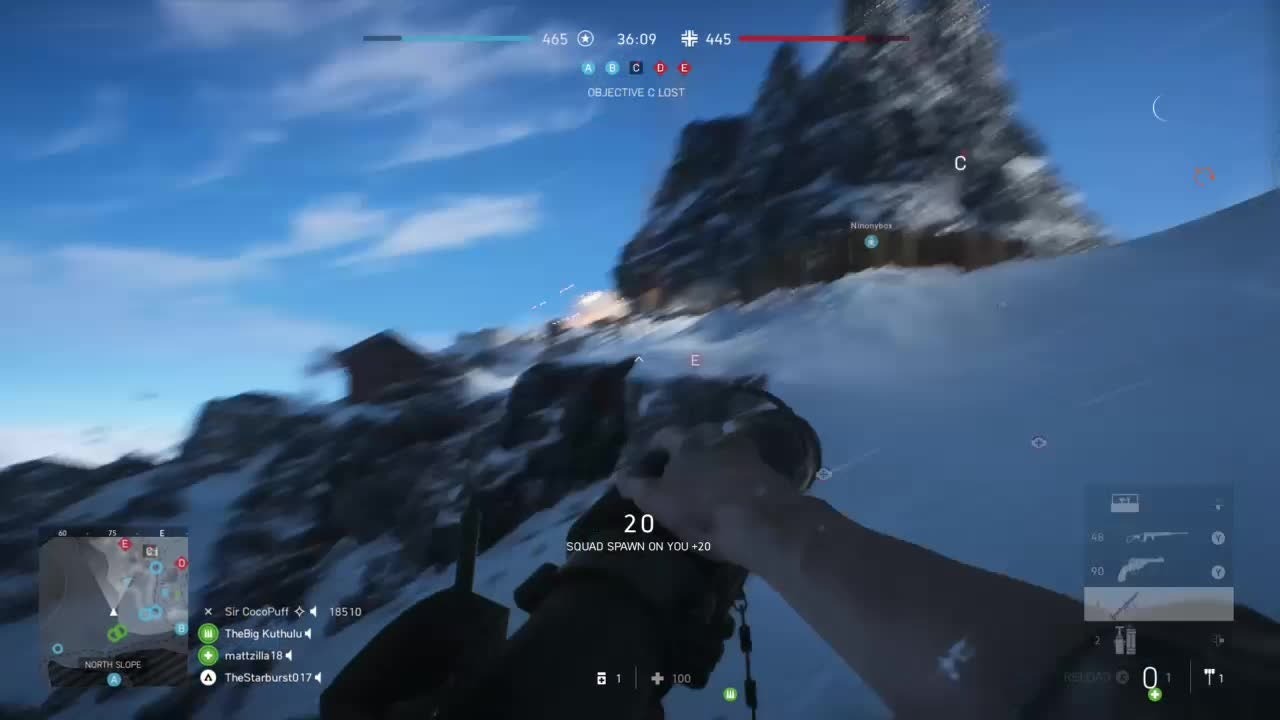 Battlefield: General - Luck was on my side  video cover image 0