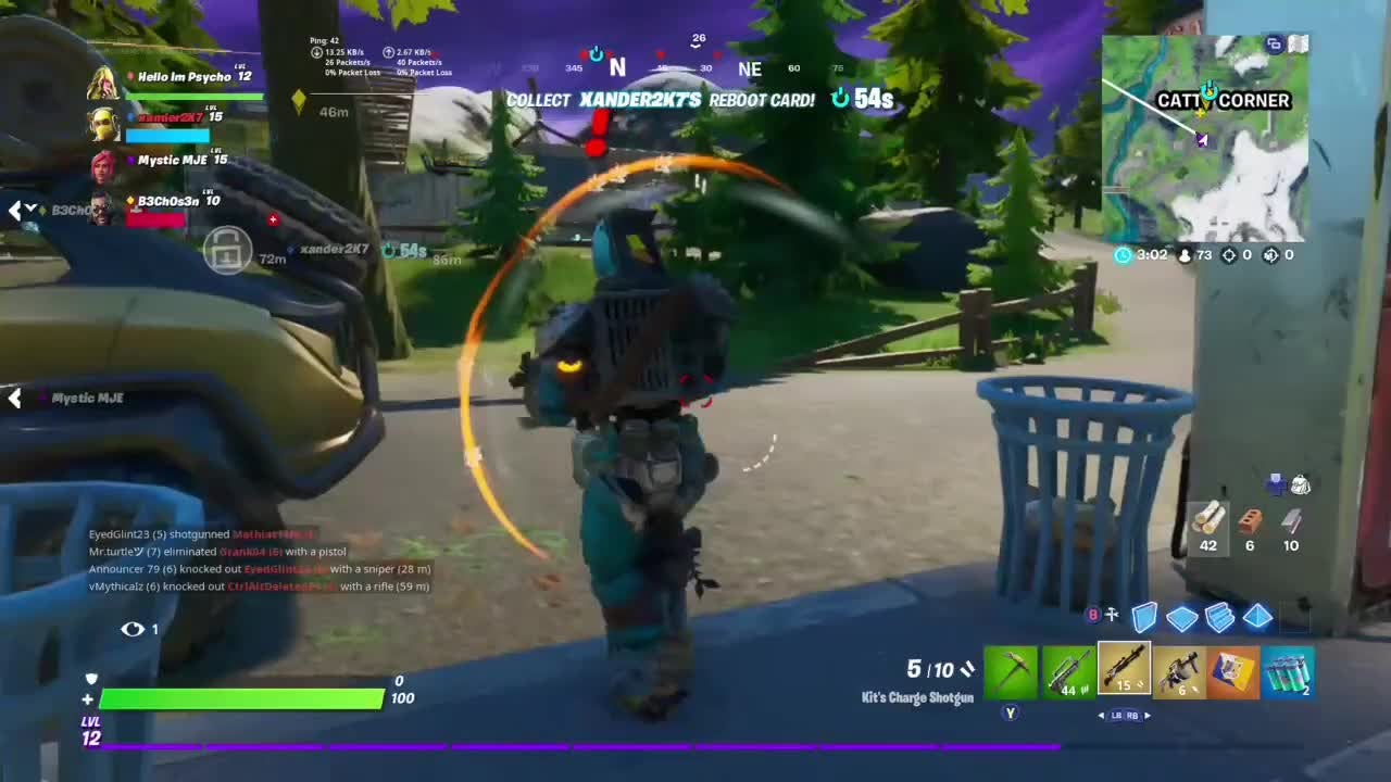 Fortnite: Battle Royale - From Luck To F@#k 😅 video cover image 0