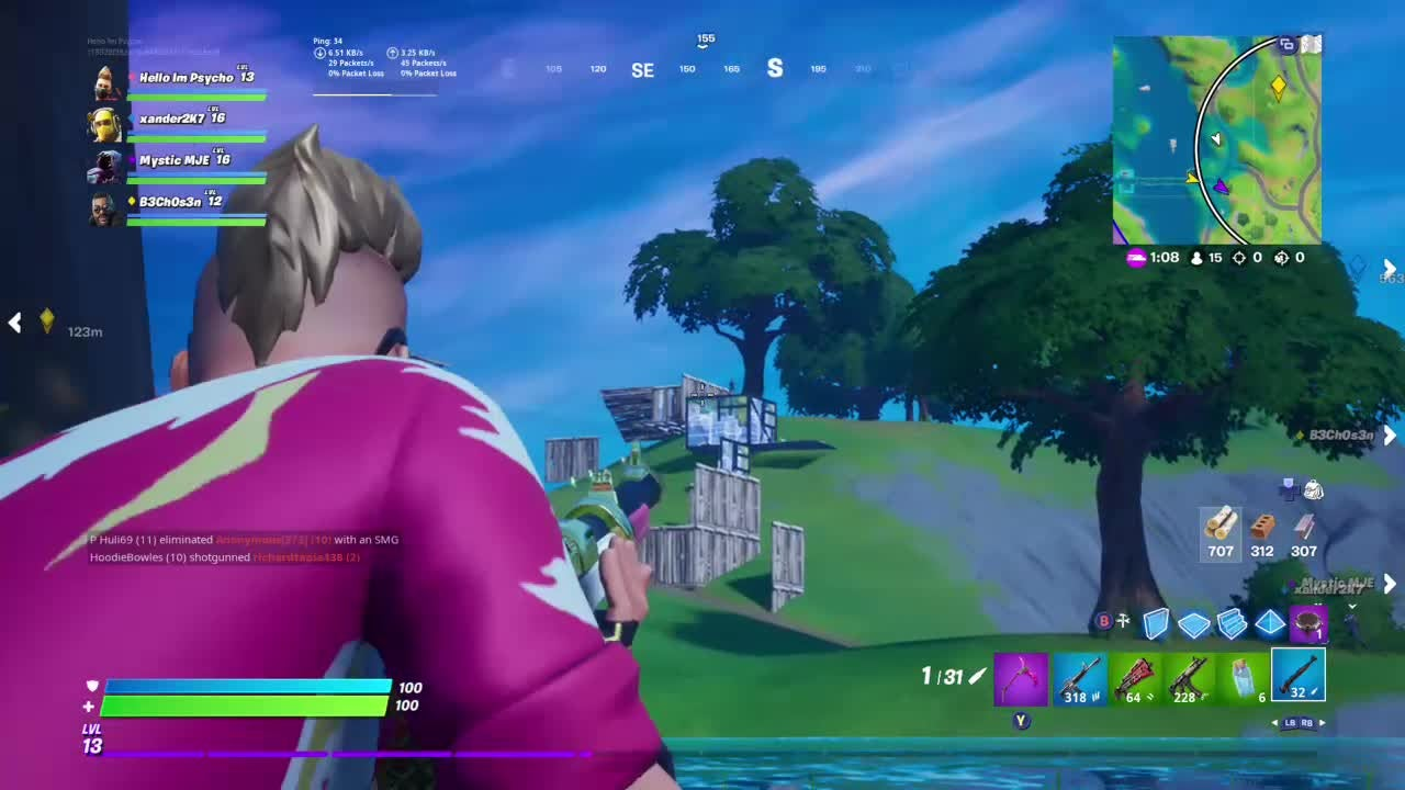 Fortnite: Battle Royale - I Missed The Hunting Rifle 🤤 video cover image 0