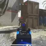 Who else thinks the ump aka striker 45 a laser beam?