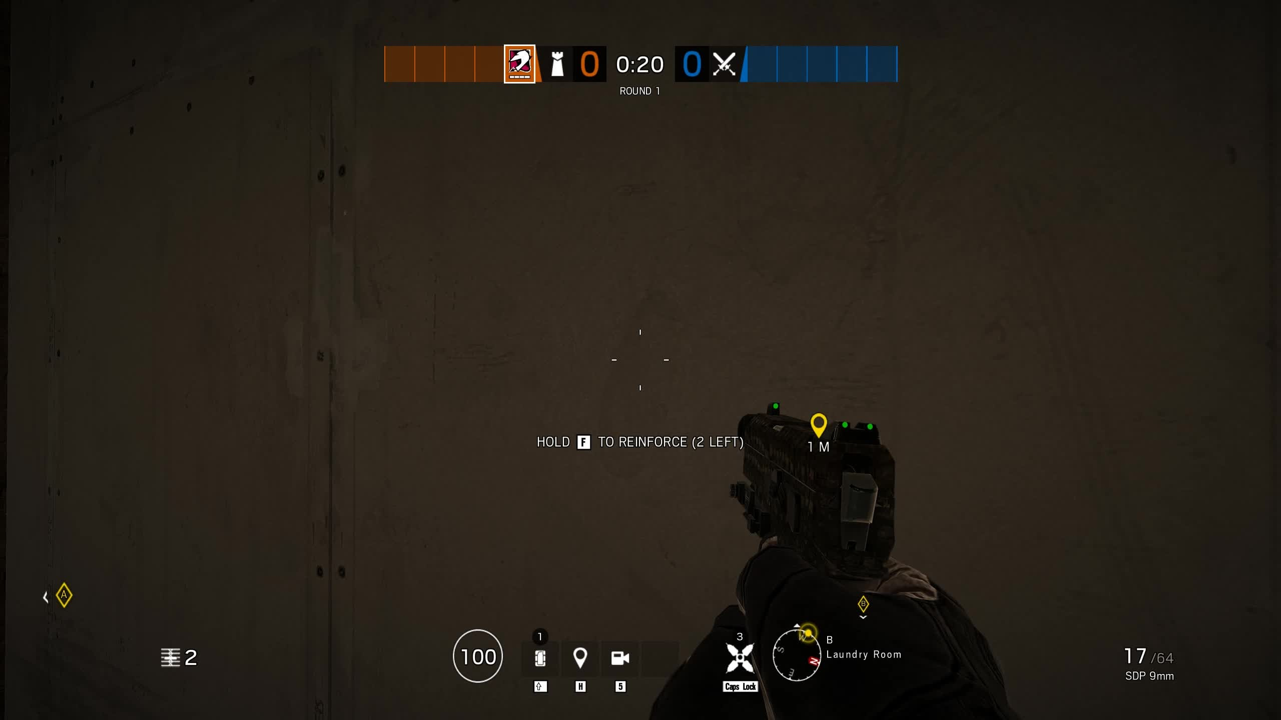 Rainbow Six: Guides - Guide to Playing Mozzie on Oregon video cover image 35