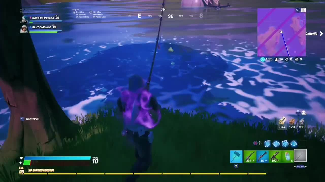 Fortnite: Battle Royale - That's Rough..  video cover image 0