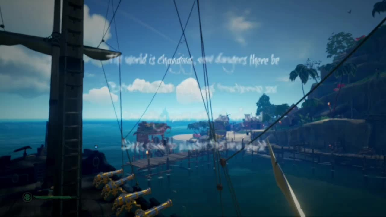 Sea of Thieves: General - Questionable server merge video cover image 0