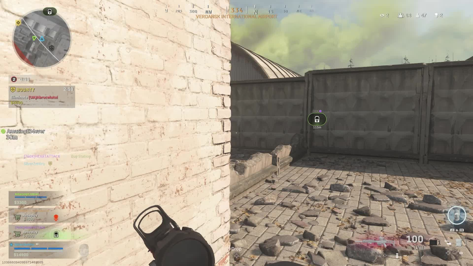 Call of Duty: General - IM A GOD! Easy 5Kills! 1v5!  video cover image 1