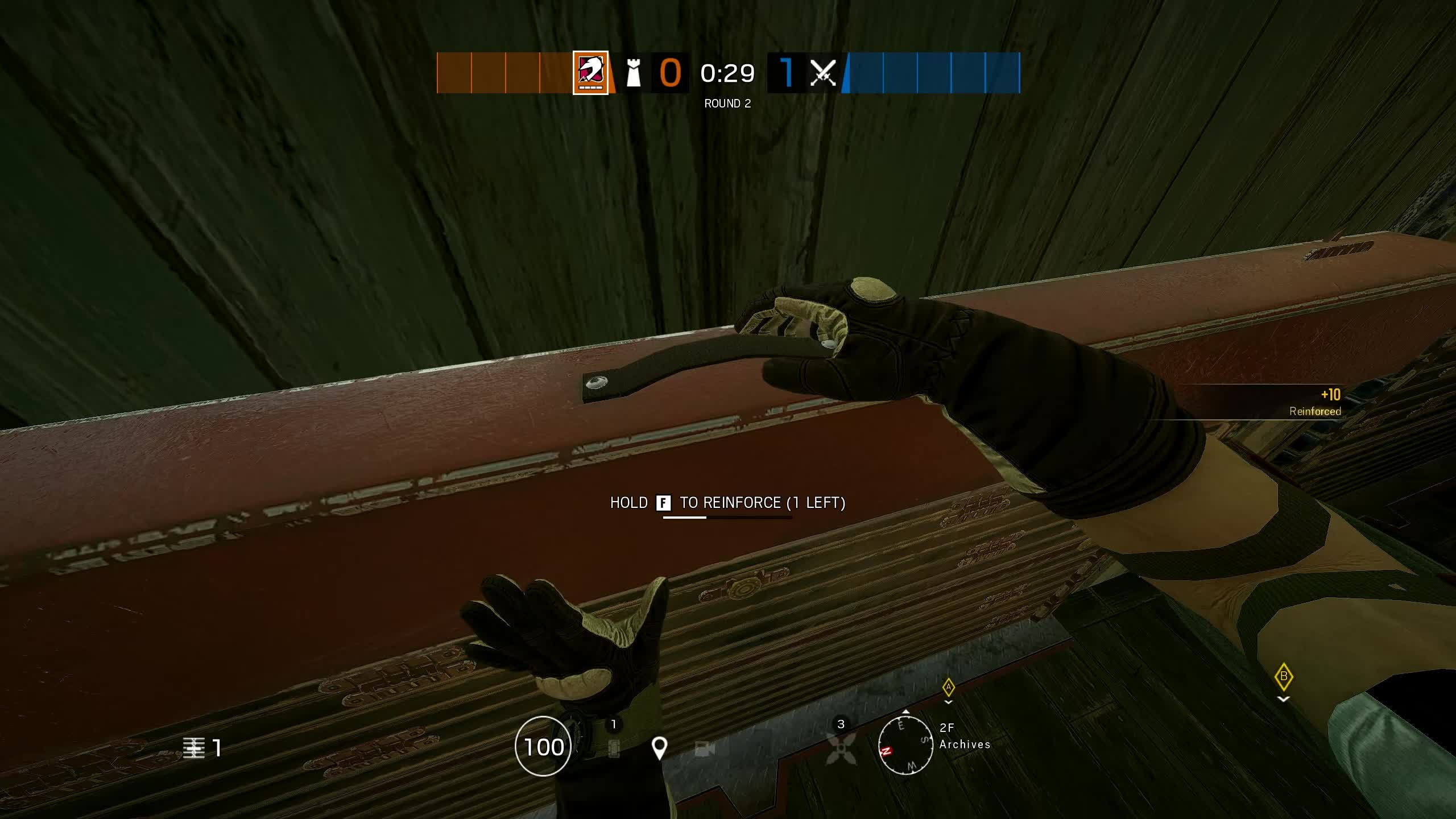 Rainbow Six: Guides - Guide to Playing Mozzie on Border video cover image 53