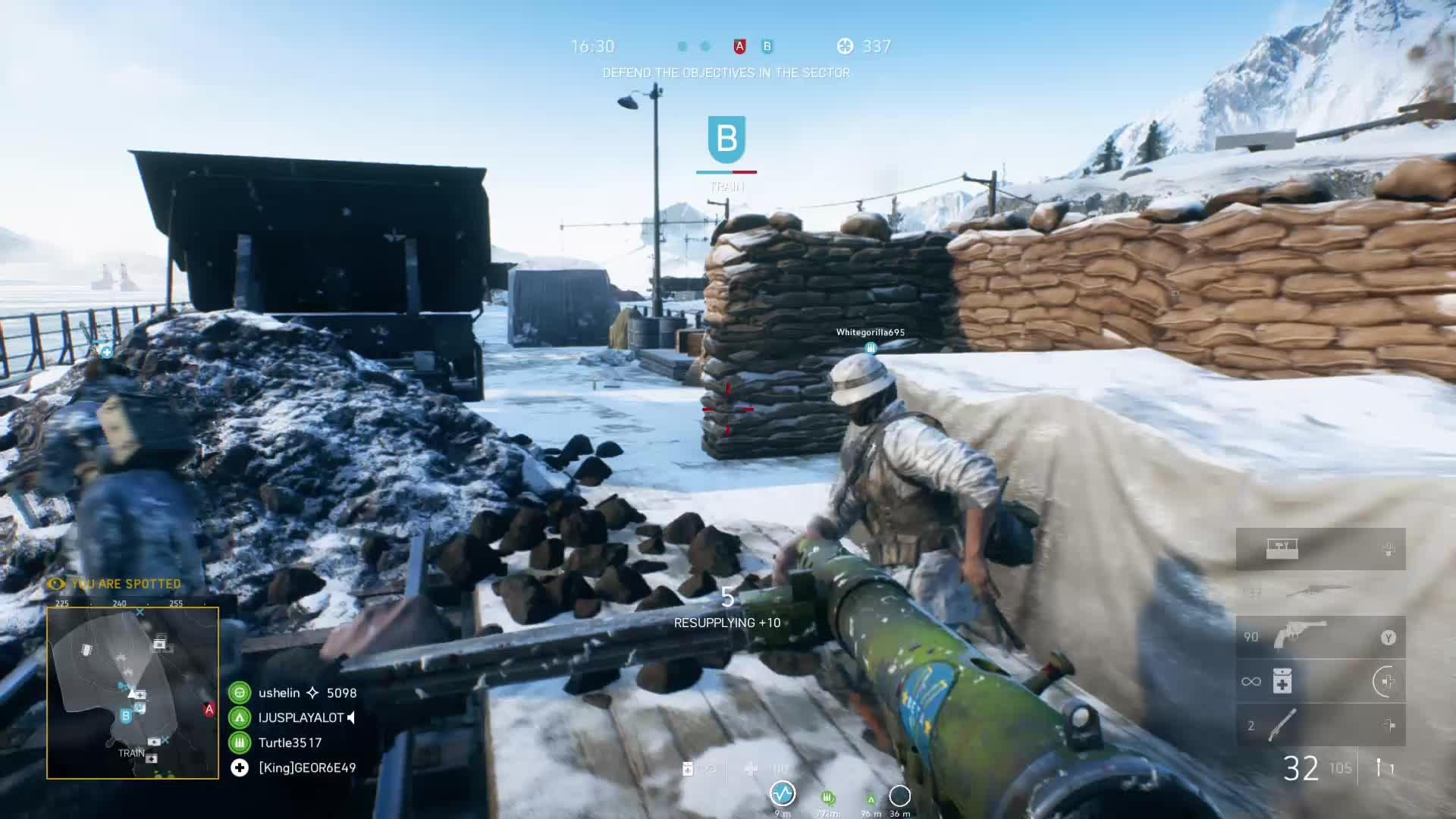 Battlefield: General - Medic Op video cover image 0