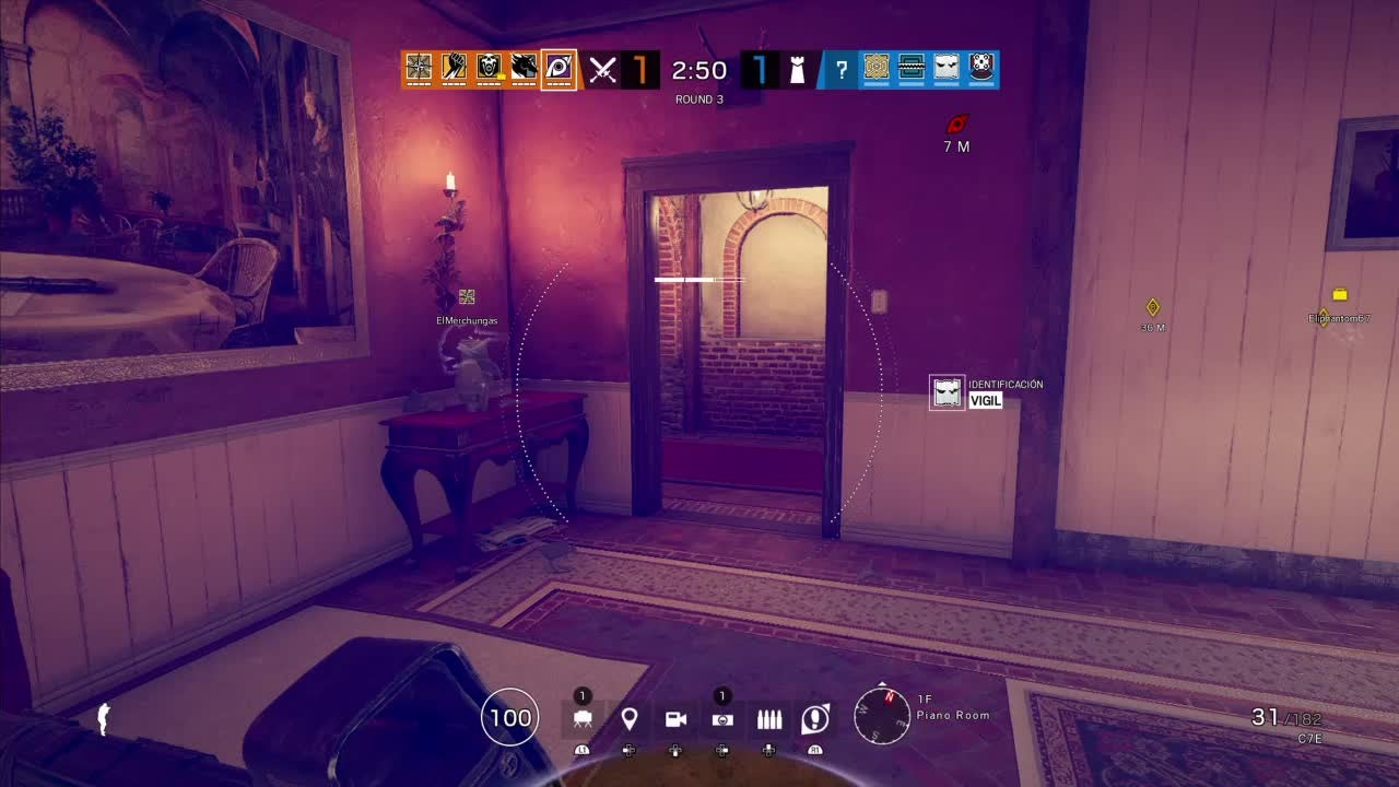 Rainbow Six: General - Quickest and best timed finka boost EVER. video cover image 0
