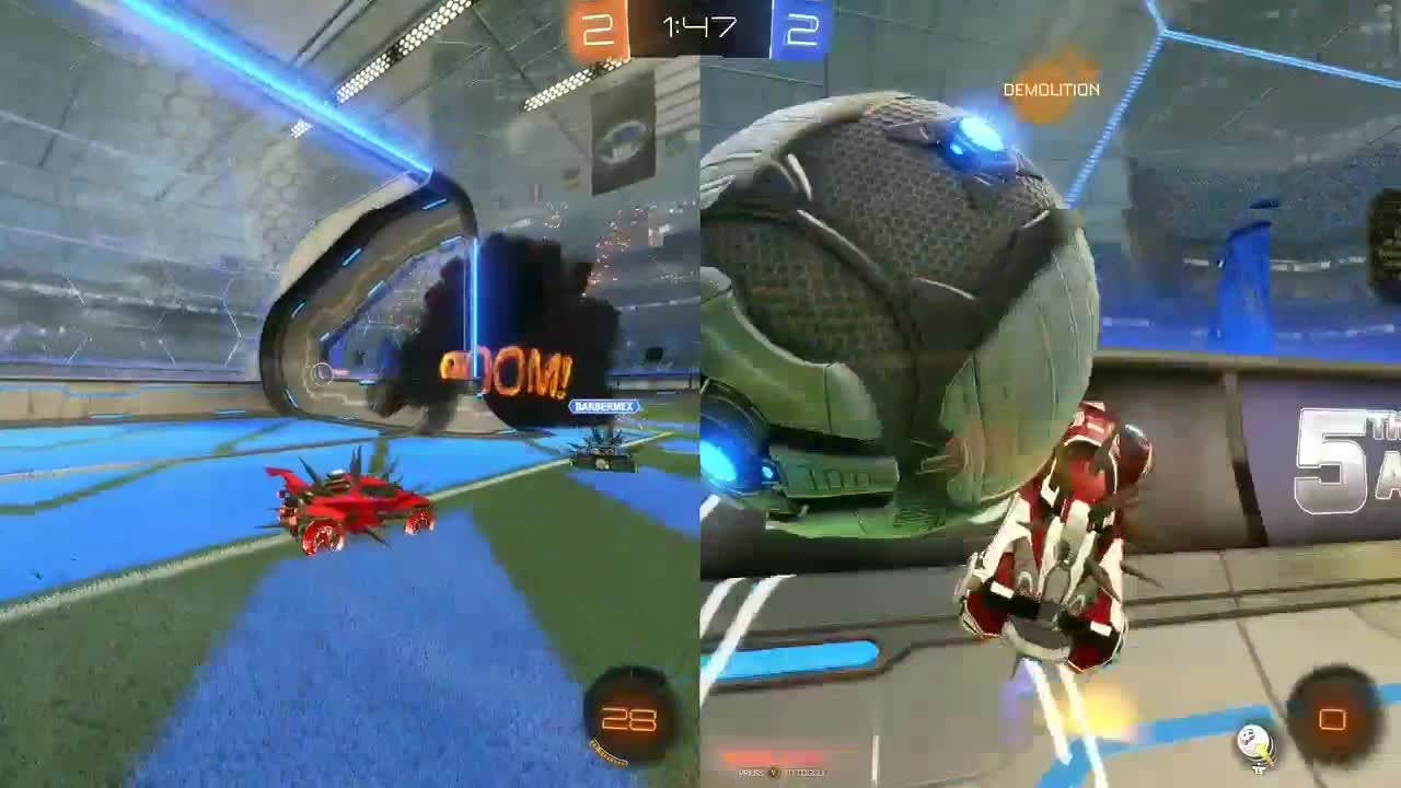 Rocket League: General - We actually planned this shot video cover image 0
