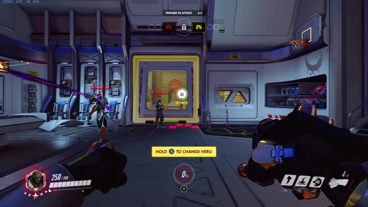 Overwatch: General - I didn't know you could do this video cover image 0