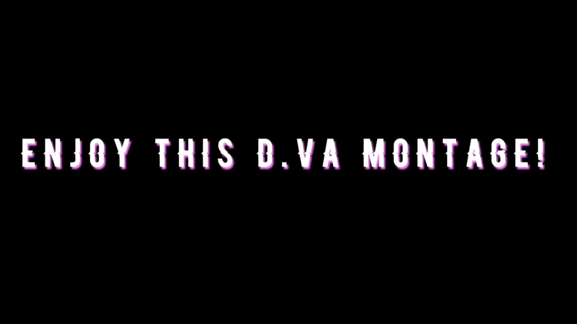 Call of Duty: General - D.va Montage! (Overwatch) video cover image 1