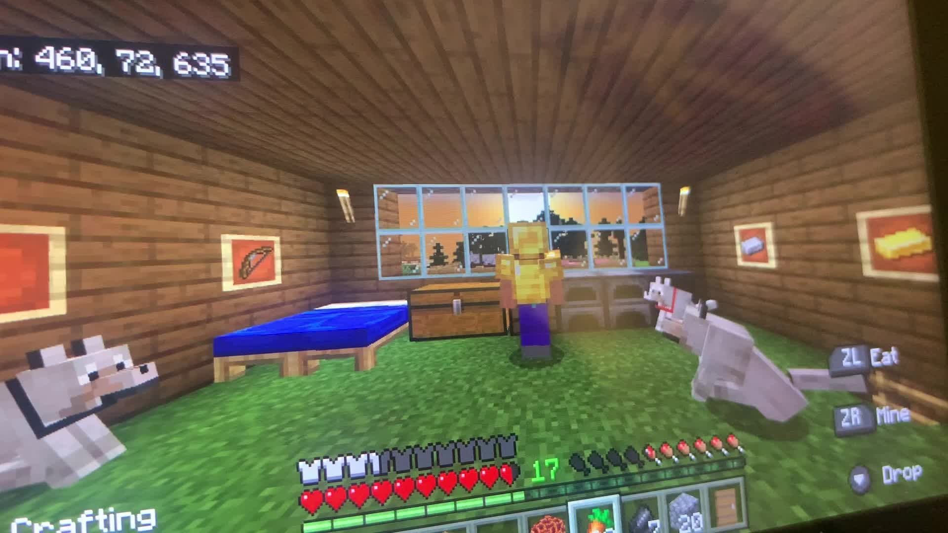 Minecraft: General - Do you ever play and then just... video cover image 0