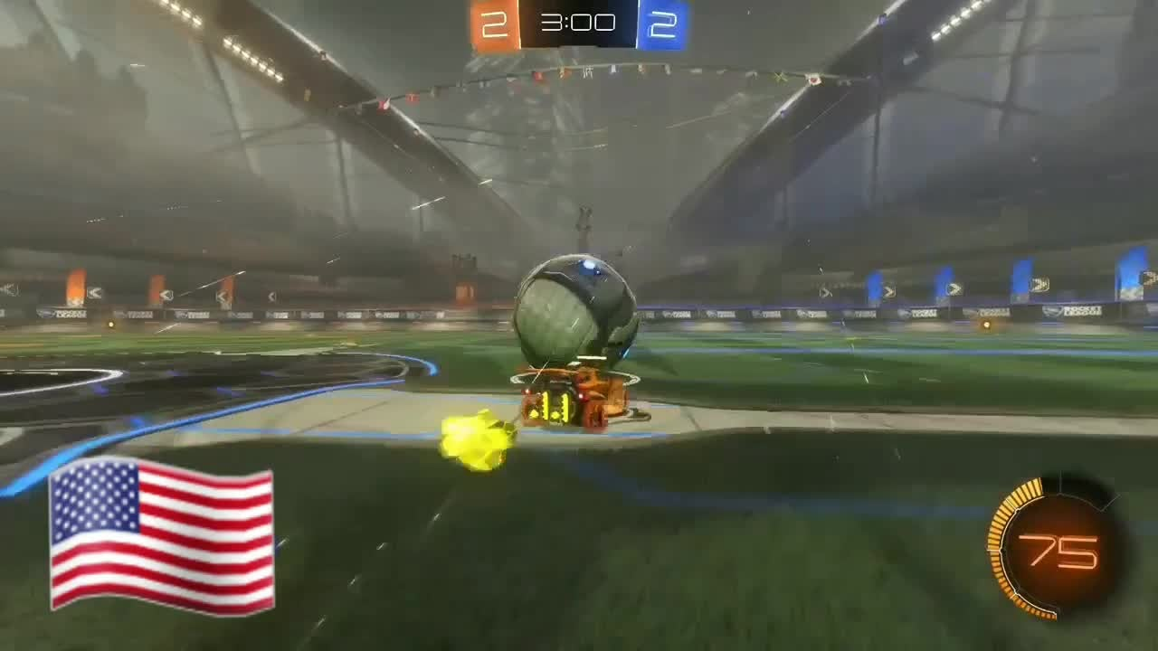 Rocket League: General - Merica video cover image 0