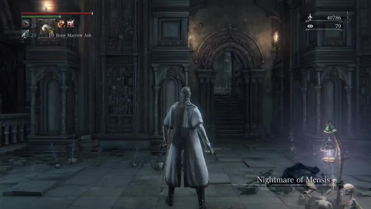 Bloodborne: General - Do you guys ever just fall into an elevator shaft thinking the elevator is there or are you normal video cover image 0