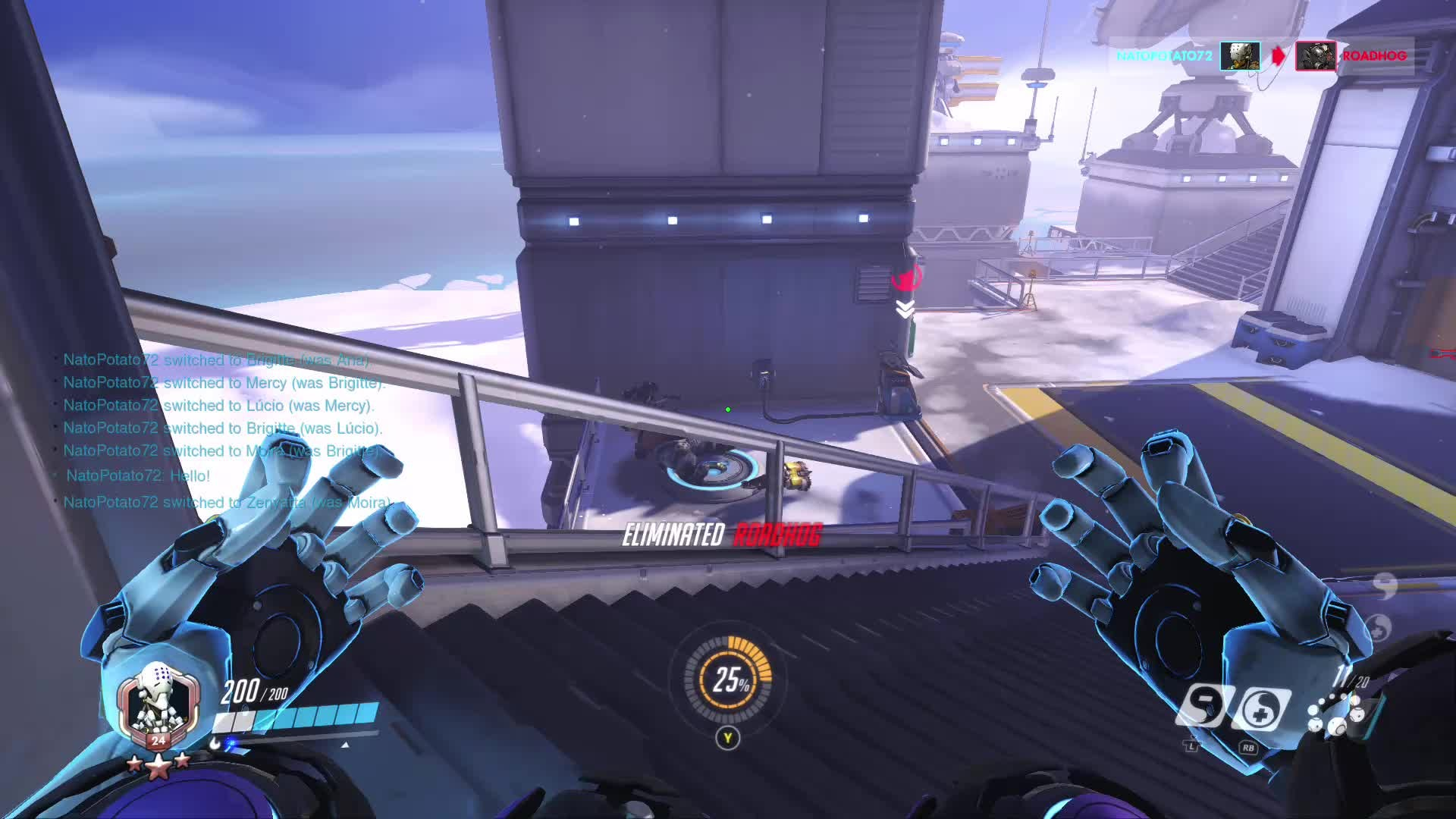 Overwatch: General - What Did He Say?!?!?! video cover image 0