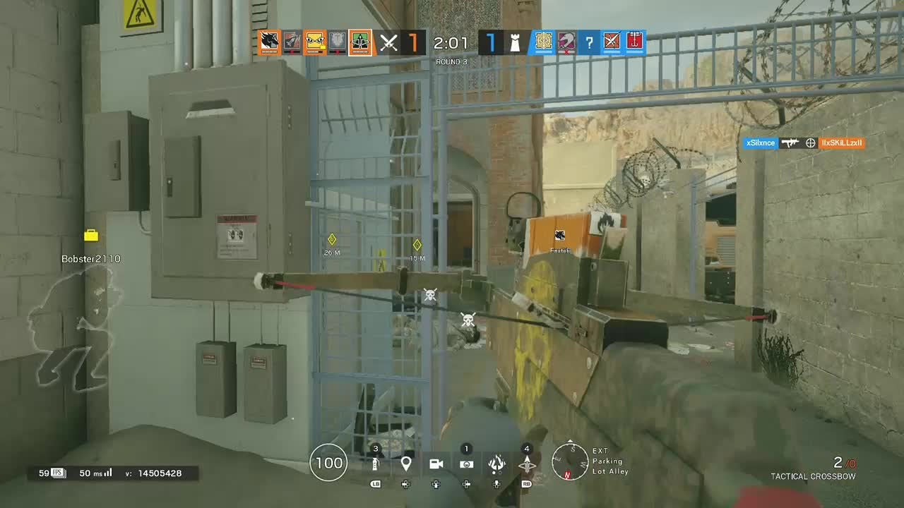Rainbow Six: General - Unexpected collat video cover image 0