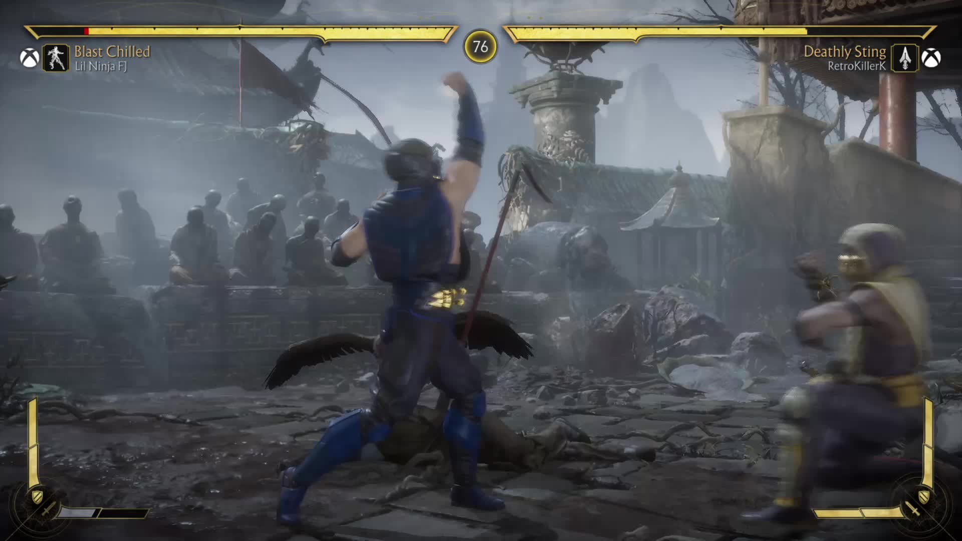 Mortal Kombat: General - This guy choked video cover image 0