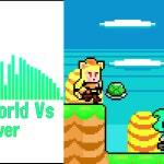 Nsmb DS Versus mode