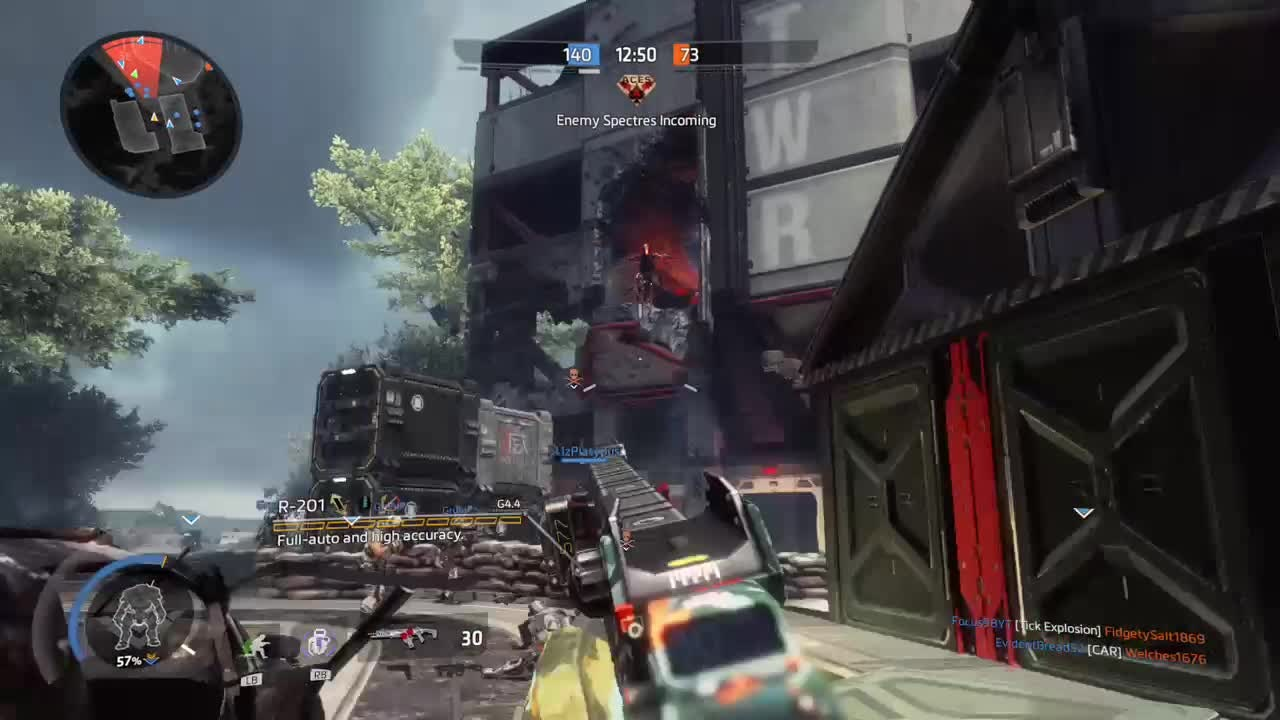 Titanfall: General - A Nice 4 Kill video cover image 0