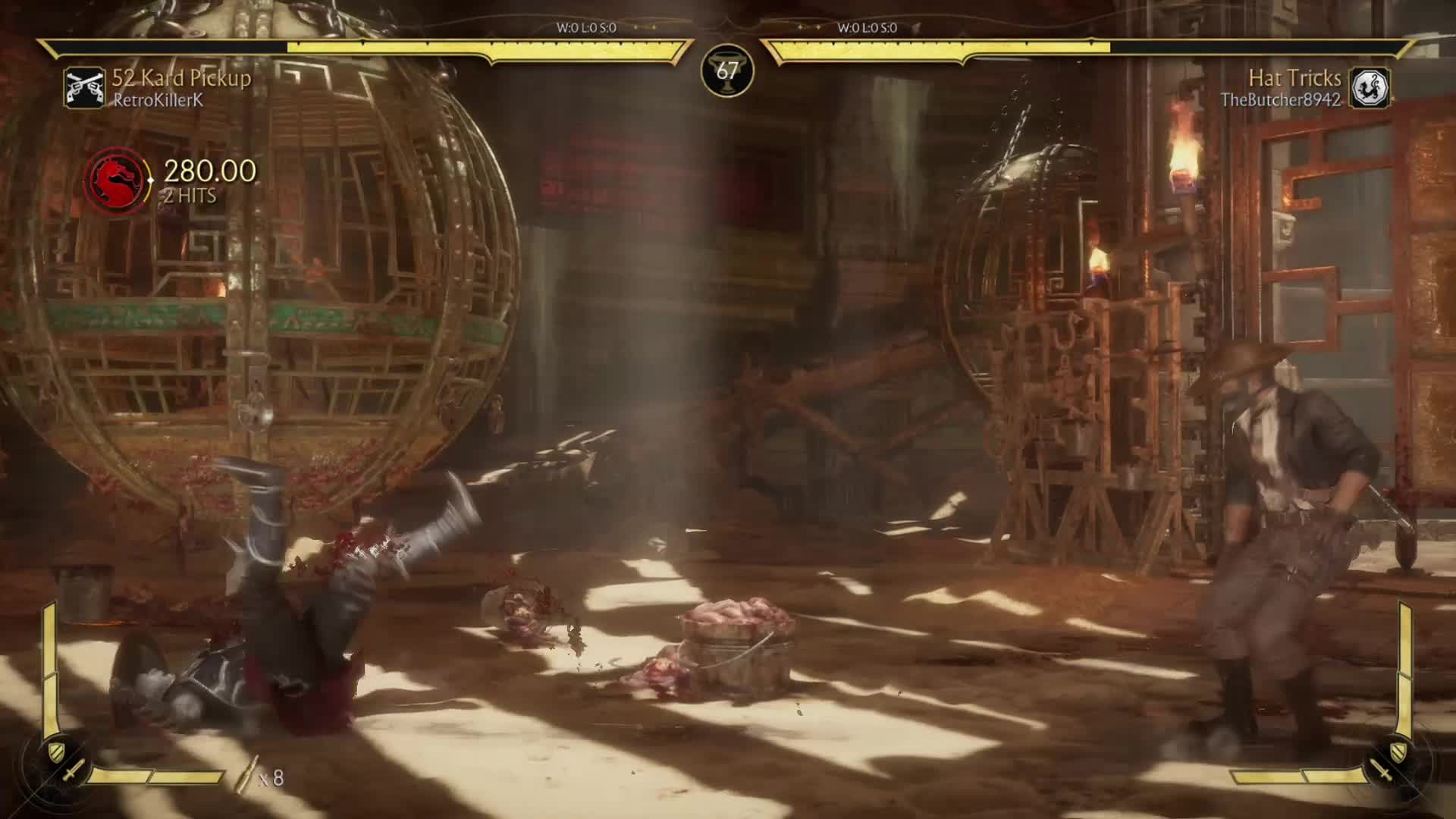 Mortal Kombat: General - Rage quit on ranked video cover image 1