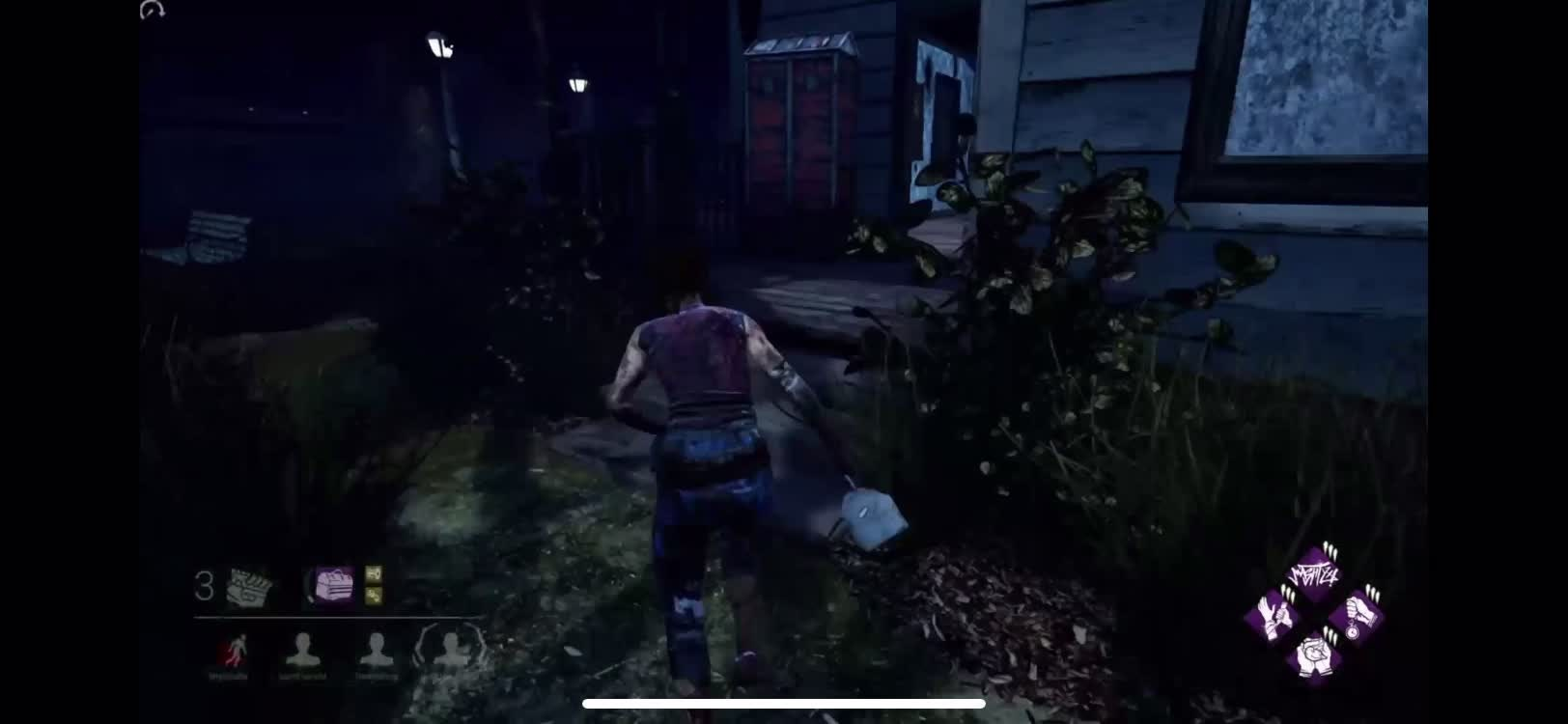 Dead by Daylight: General - IT DON'T BE LIKE THAT 😫 video cover image 0
