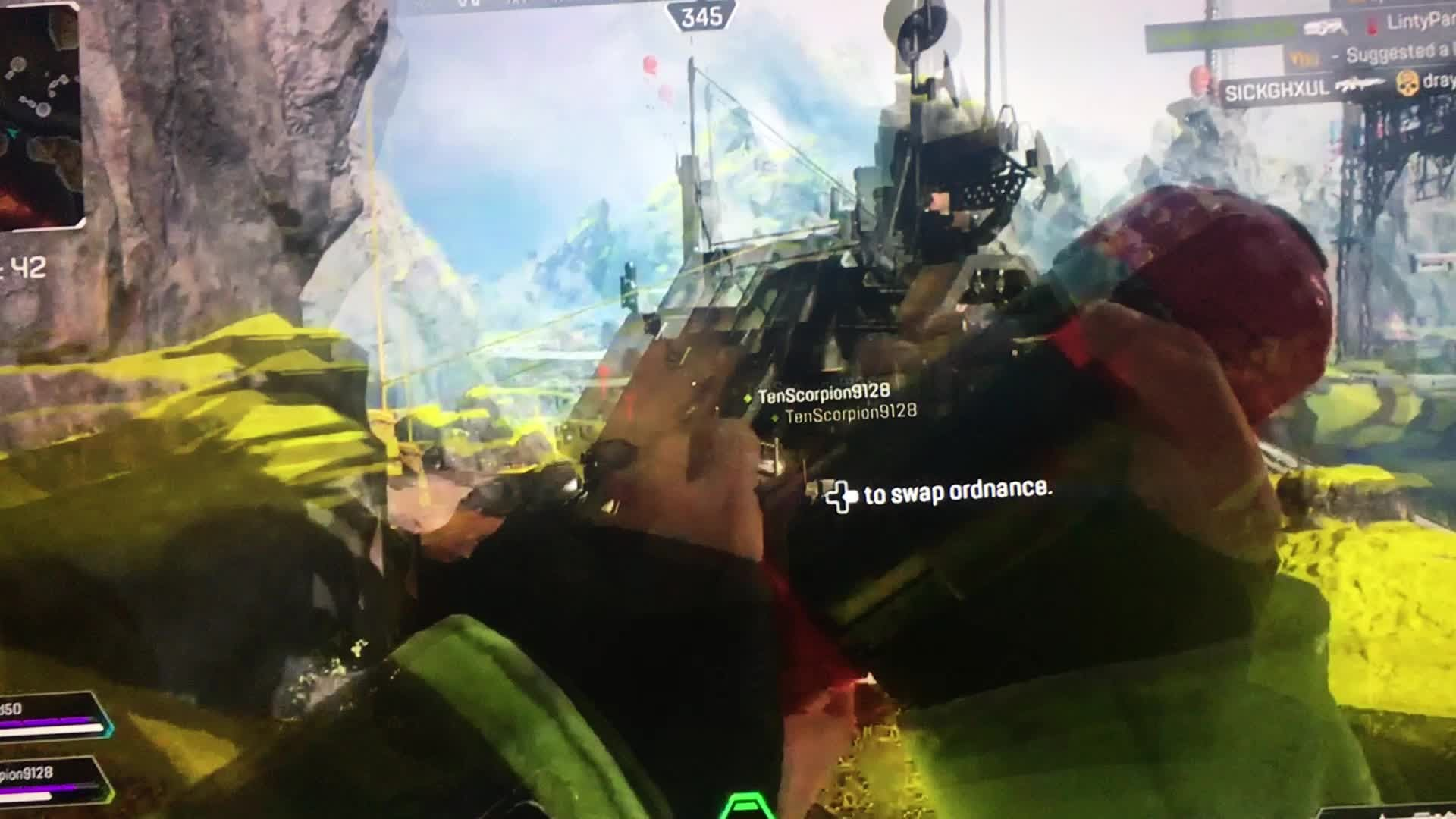 Apex Legends: General - Grenades are useful 💥 video cover image 1