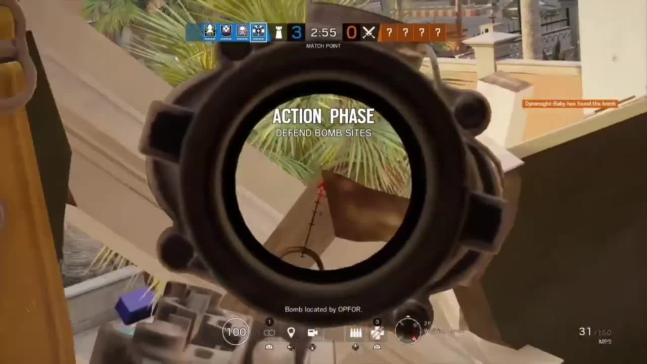 Rainbow Six: General - That's Why I Don't Like To Spawn There!! video cover image 0