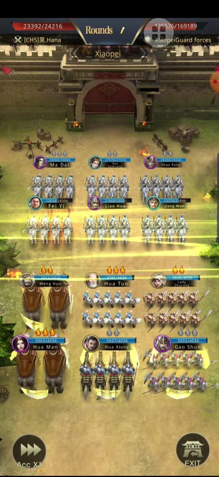 Three Kingdoms RESIZING: Free Board - Awaken Error video cover image 1