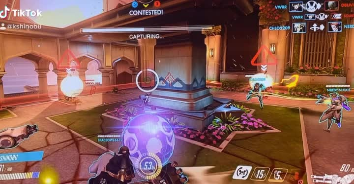 Overwatch: Memes - Little hamster gets blown up by two Korean girls colorized  video cover image 0