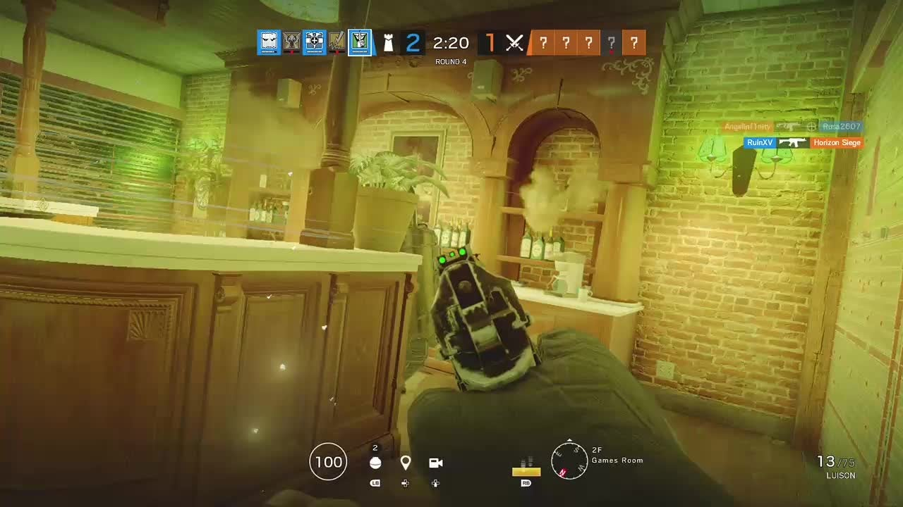 Rainbow Six: General - Clutch video cover image 0
