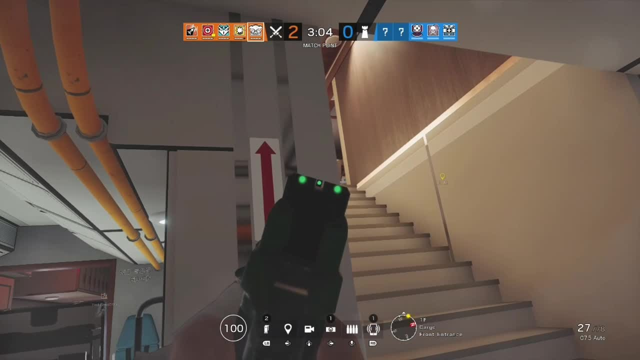 Rainbow Six: General - My 3 recent clips. video cover image 0