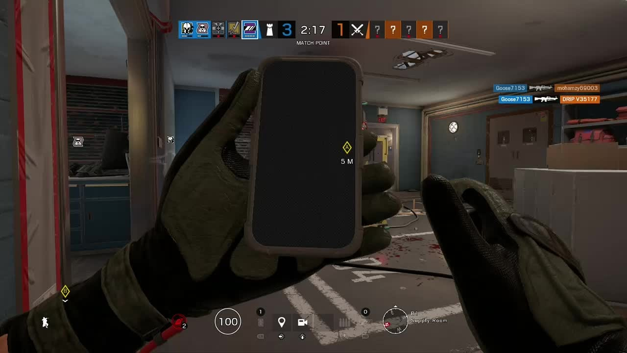Rainbow Six: General - nice win on kanal. still bronze 3. *copper to gold (#14)* video cover image 0