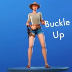 *NEW* Buckle Up Emote! 💕
