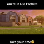 Old memories.