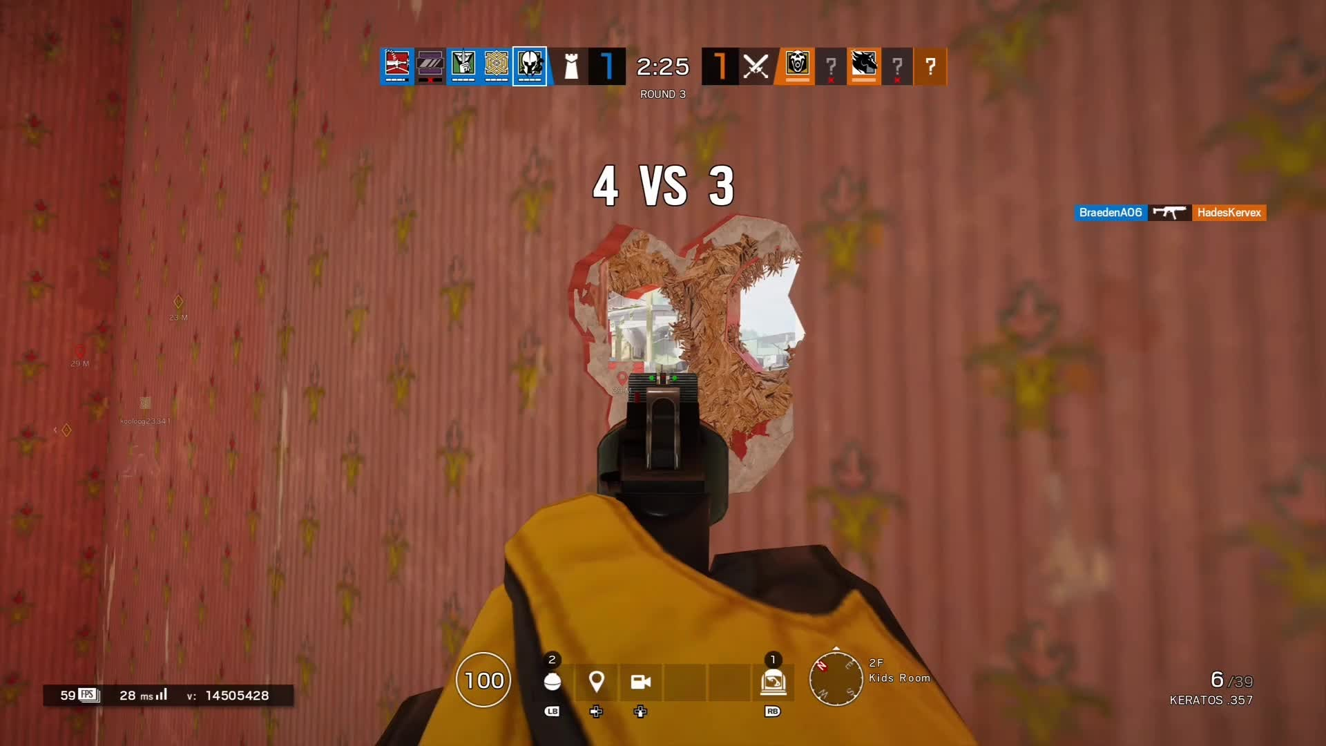 Rainbow Six: Memes - 1 Tap video cover image 0
