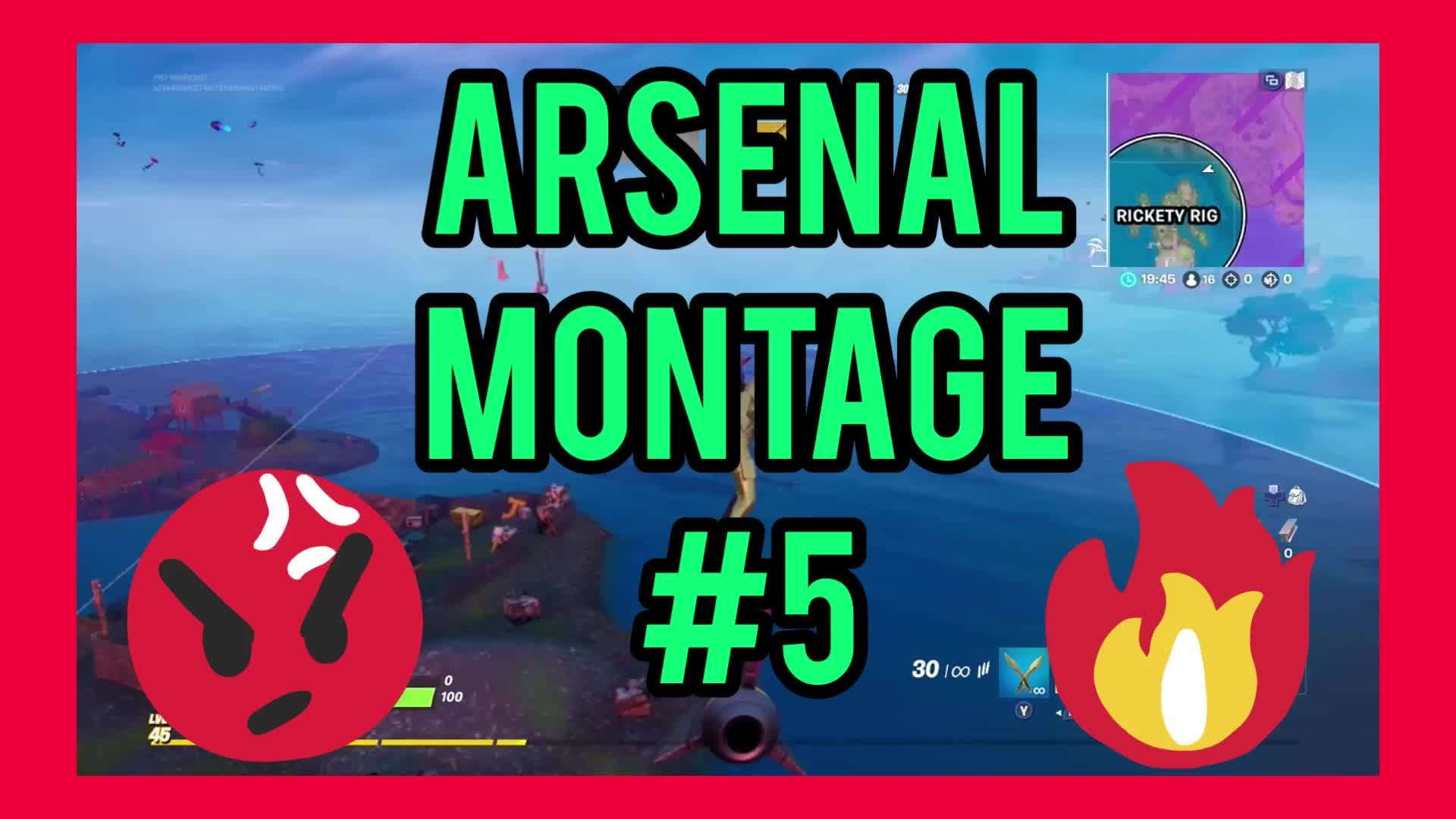 Fortnite: Battle Royale - 1st post! 🤗 Like and follow me please! 🥺❤️ video cover image 1